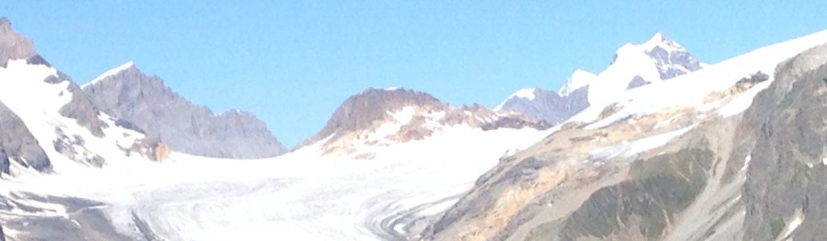 Selden to Lotschen Pass and above; Aug 21