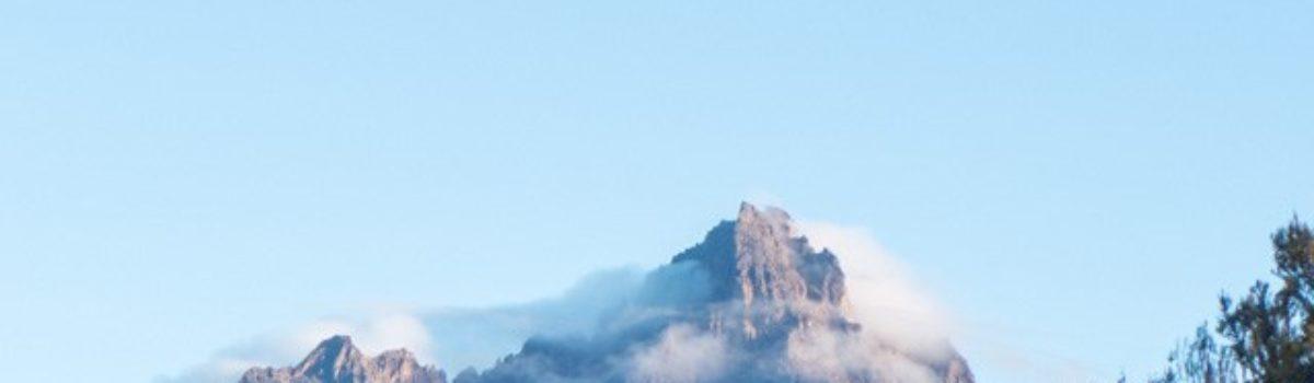 Day 3 on Kilimanjaro
