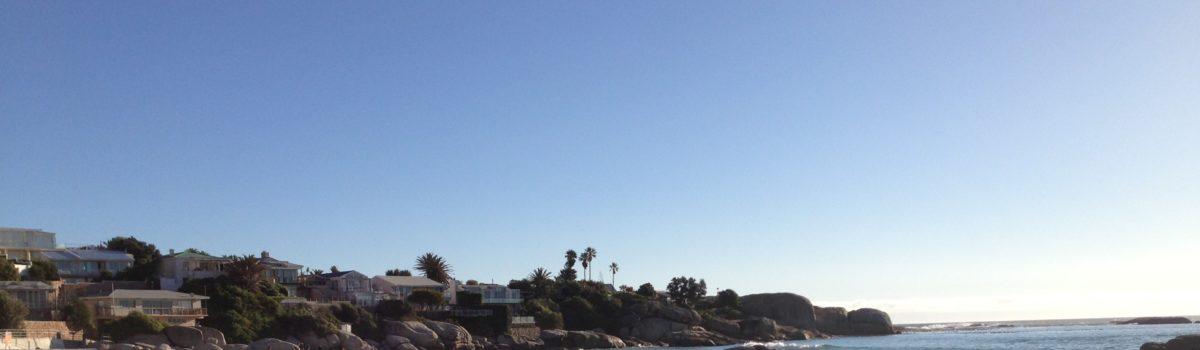 Clifton Beach, Cape Town, SA