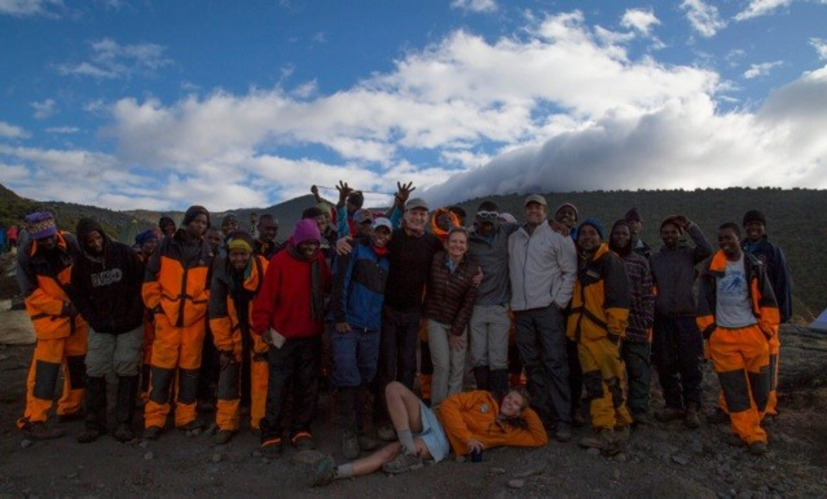 Day 7 on Kilimanjaro