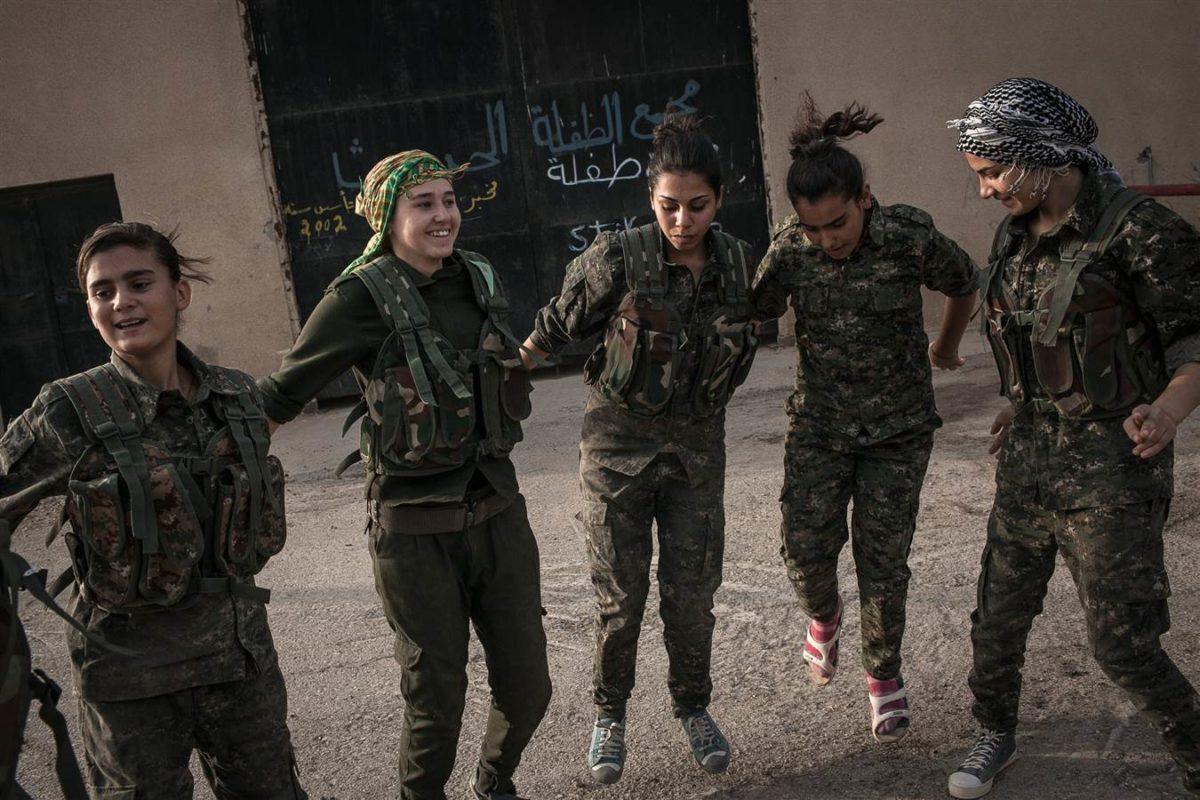 From Syria: Erin Trieb's Photos