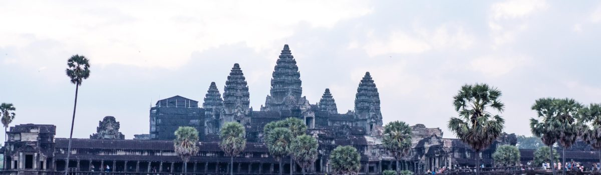 Siem Reap and the Angkor Temples