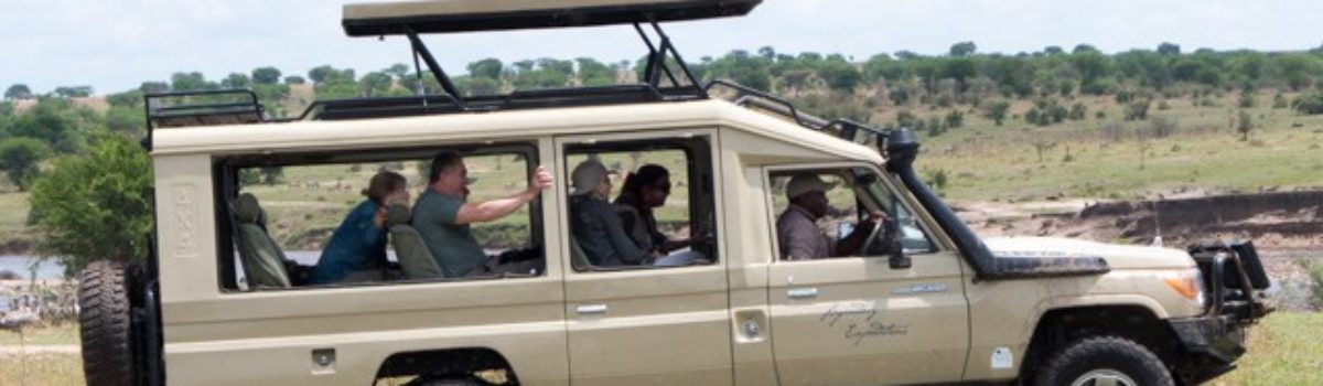 Our Serengeti adventure, filled with firsts