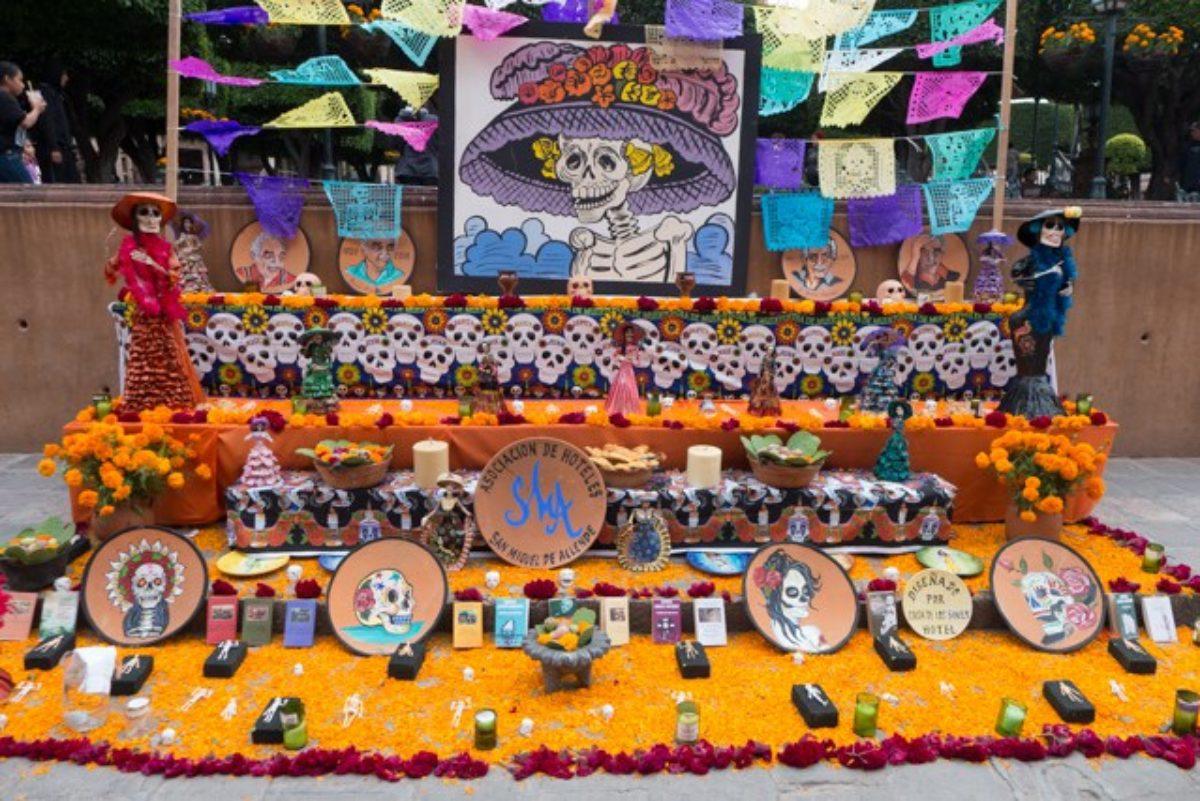 Day of the Dead – at San Miguel de Allende