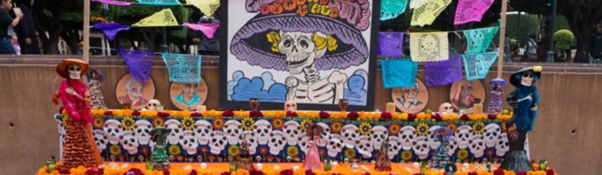 Day of the Dead – at San Miguel de Allende