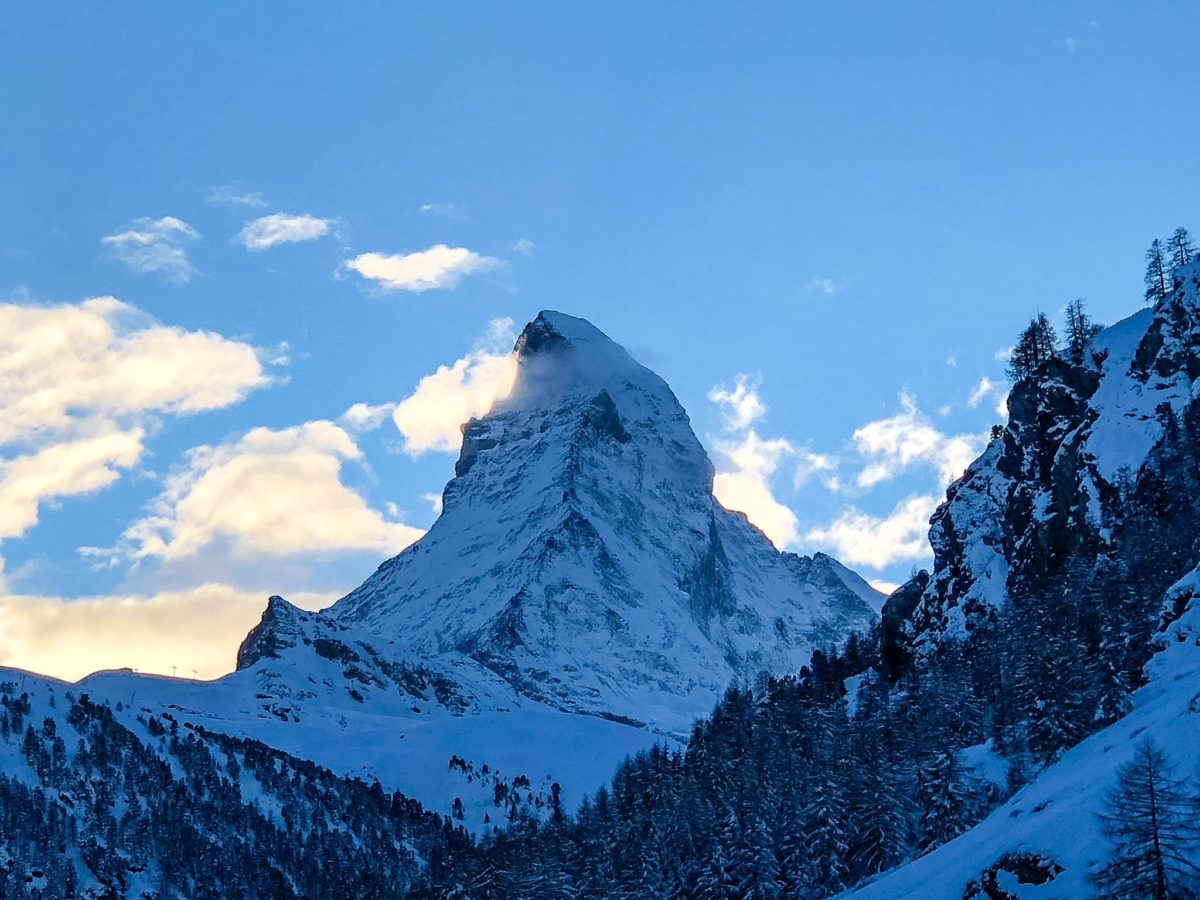 """Stranded"" in Zermatt, Switzerland"