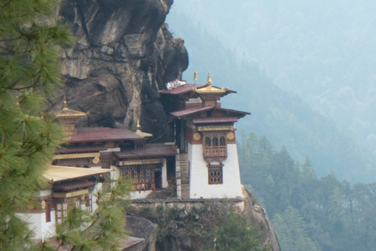 Tiger's Nest: The Cultural Icon of Bhutan