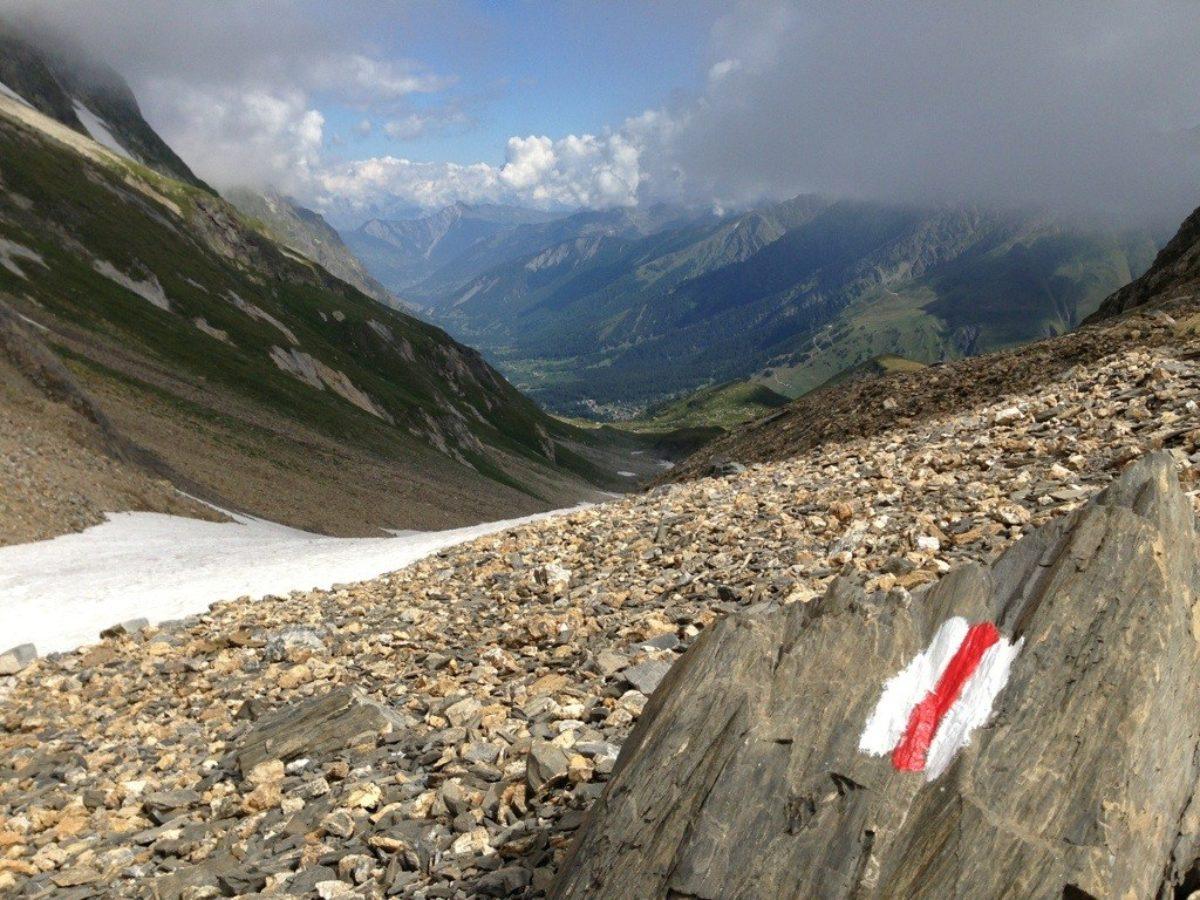 Back on Swiss trails