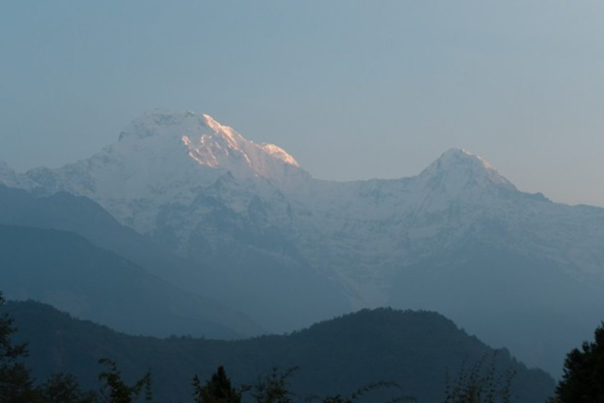 Hiking the Foothills of the Himalayas – The Annapurnas