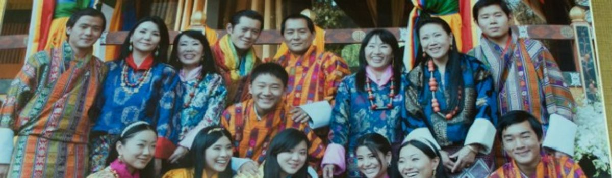 A Royal Encounter, Hiking with the Queen Mother of Bhutan
