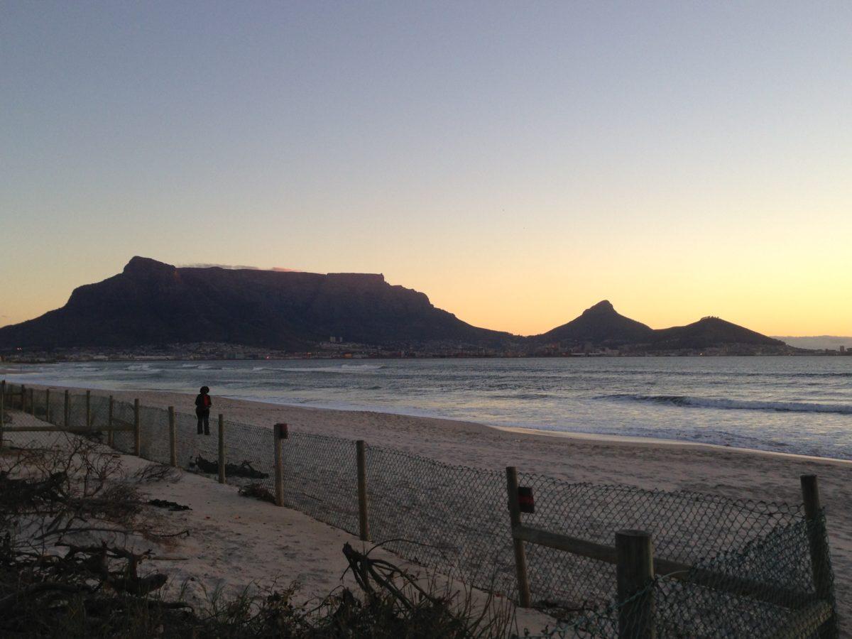 Table Mountain, Cape Town, SA