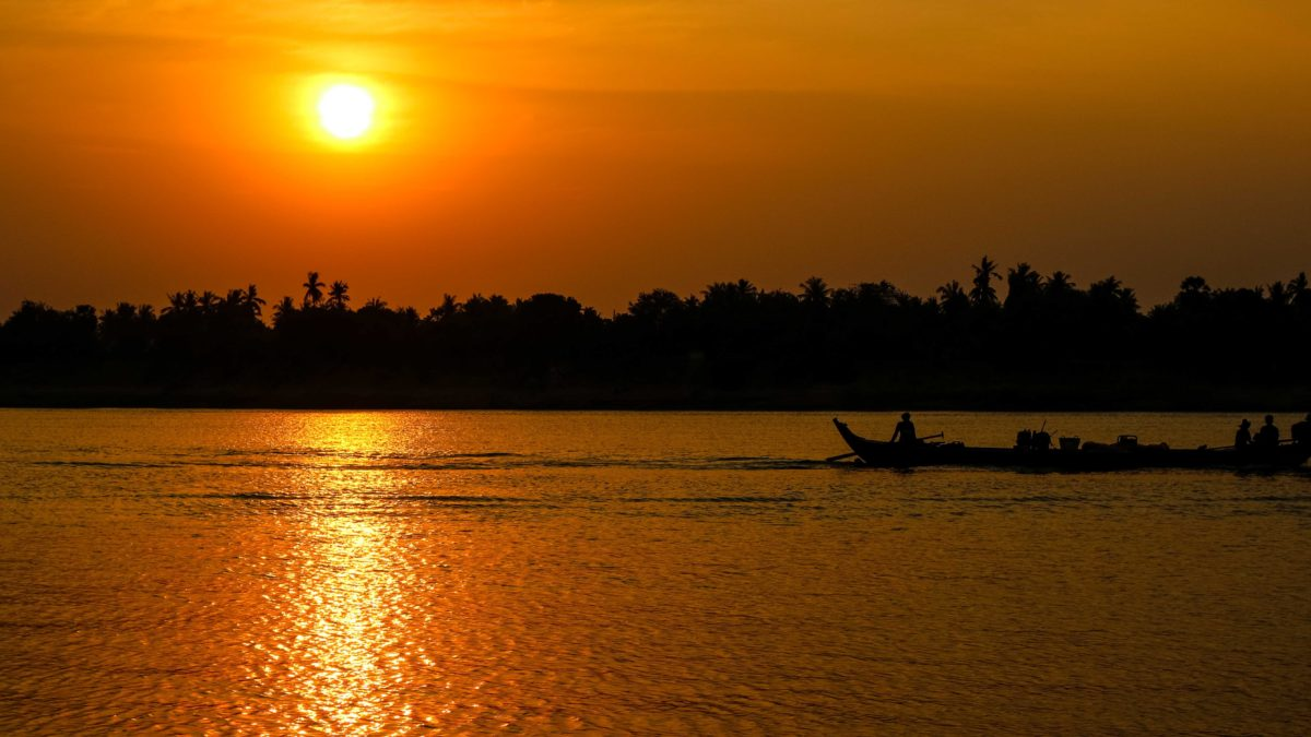 Life in the Mekong Delta