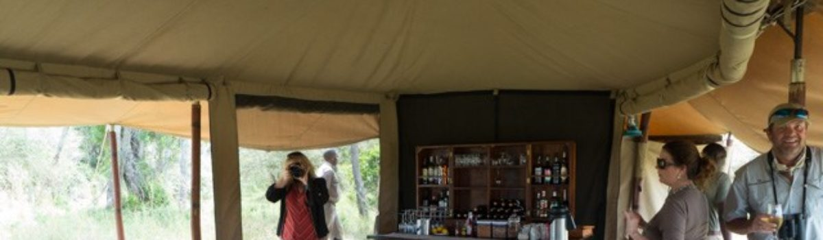 Legendary Expeditions' Serengeti Camp